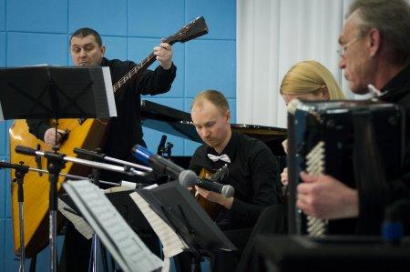 Ансамбль русских народных инструментов «Арт-квартет»